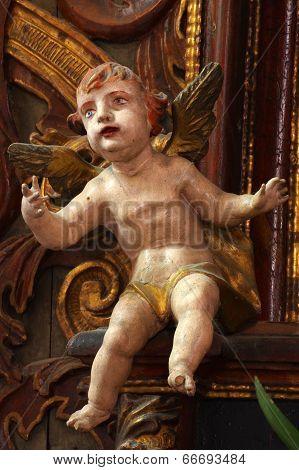 cherub baroque