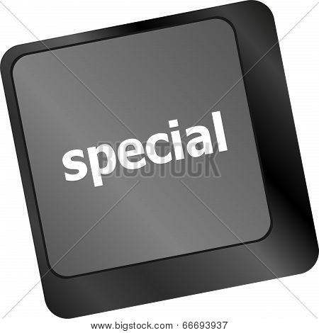 Special Button On Laptop Keyboard Keys