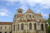 picture of church mary magdalene  - Basilique  of St - JPG