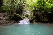 picture of cebu  - Beautiful waterfall in Oslob - JPG