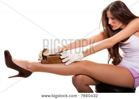 Woman Jointer