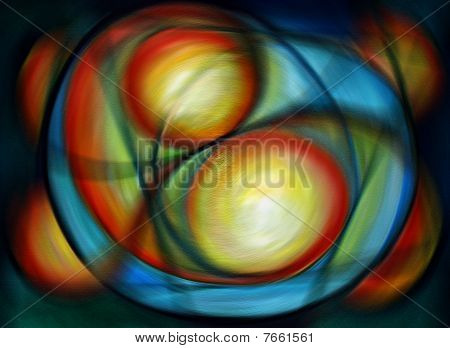 Fine Art Abstract Motion