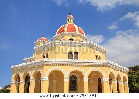 Havana Columbus Cemetery