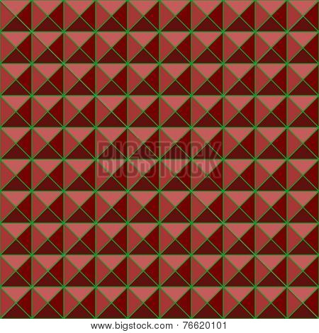 Red Studs Seamless Texture Background