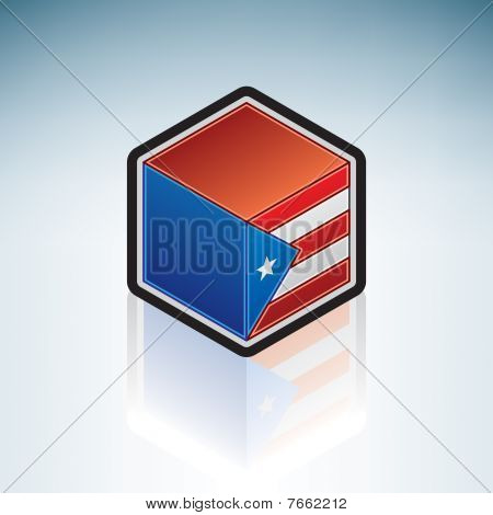 Puerto Rico { Middle America }