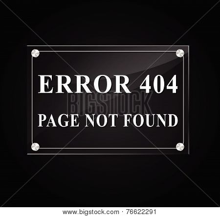 Website Error Page