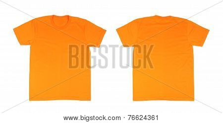 T-shirt Template Set(front, Back)
