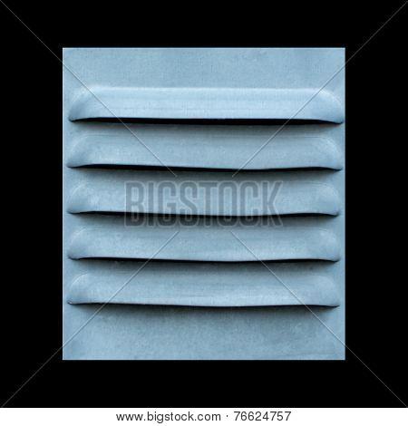Air vent detail