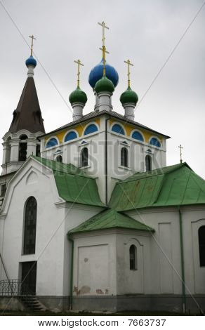 Orthodox church of Cyril and Metod in Olomouc