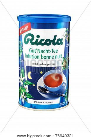 Ricola Good Night Instant Herb Tea