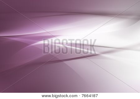 Abstract purple waves or veils background texture