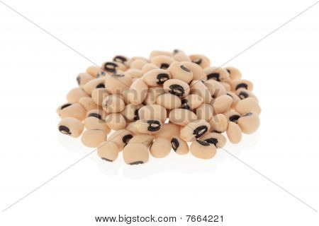 Black eyes peas beans