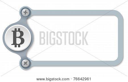 Bit Coin Symbol