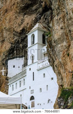 Monastery In The Mountains