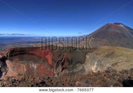 Mt Ngaurahoe