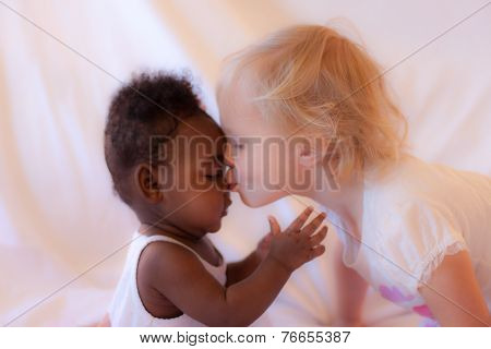 Multi-Cultural Sister Love