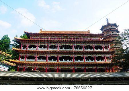 Jing Yuan Temple