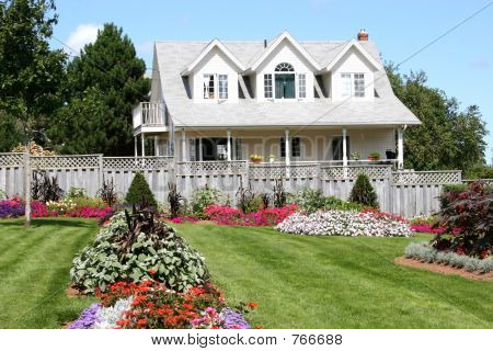 Country Garden House