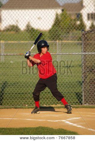 Bateador de béisbol de ligas