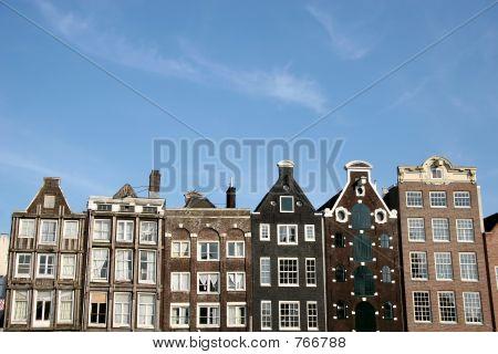 Architektur in amsterdam