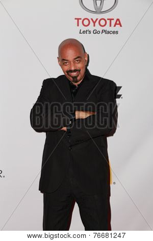 LOS ANGELES - NOV 19:  James Ingram at the Ebony Power 100 Gala at the Avalon on November 19, 2014 in Los Angeles, CA