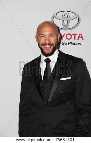 LOS ANGELES - NOV 19:  Stephen Bishop at the Ebony Power 100 Gala at the Avalon on November 19, 2014 in Los Angeles, CA