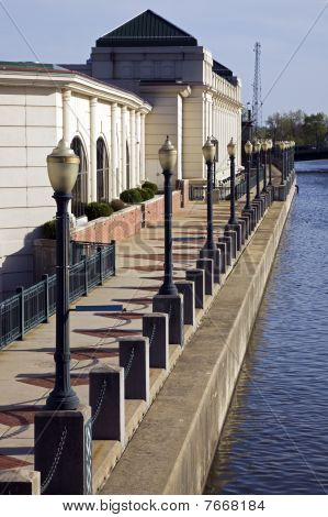 Riverwalk In Joliet