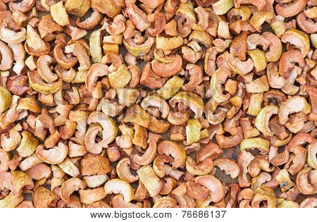 Dried Apples.
