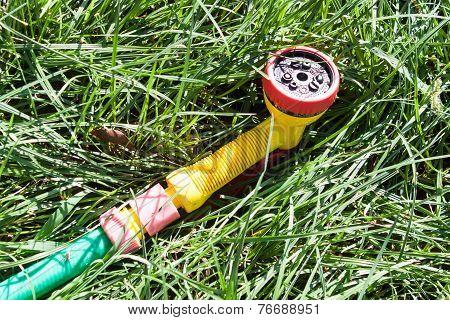 Nozzle for garden hose