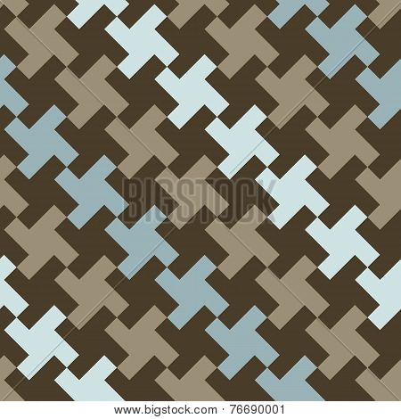 Square Houndstooth