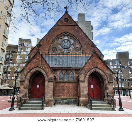 Good Shepherd Church, Roosevelt Island, New York
