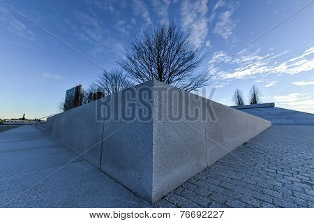 Fdr Four Freedoms Park, New York