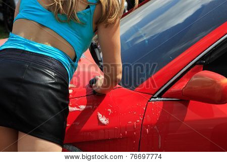 Manual Car Wash