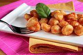 Tomato Sauce Gnocchi poster