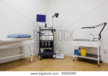 Medical Device In The Operating Room