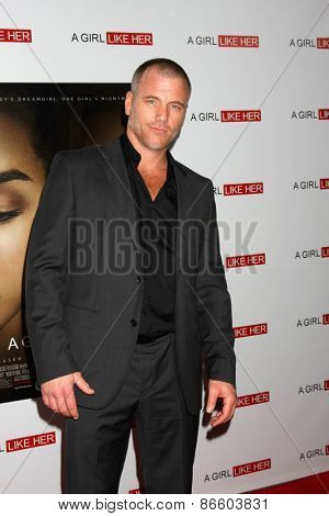 LOS ANGELES - MAR 27:  Sean Carrigan at the