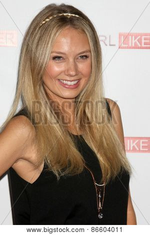 LOS ANGELES - MAR 27:  Melissa Ordway at the