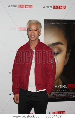 LOS ANGELES - MAR 27:  Jared Eng at the