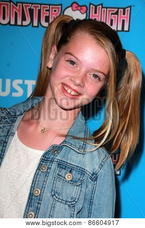LOS ANGELES - MAR 26:  Delaney Raye at the Just Jared's Throwback Thursday Party at the Moonlight Rollerway on March 26, 2015 in Glendale, CA