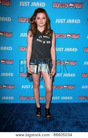 LOS ANGELES - MAR 26:  Morgan Lily at the Just Jared's Throwback Thursday Party at the Moonlight Rollerway on March 26, 2015 in Glendale, CA