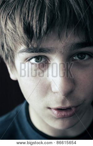 Teenager Portrait