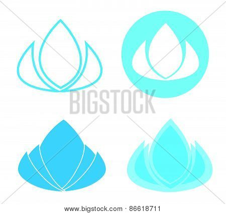 Lotus Flower Spa And Beauty Logo