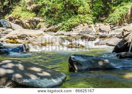 Vachirathan Waterfall