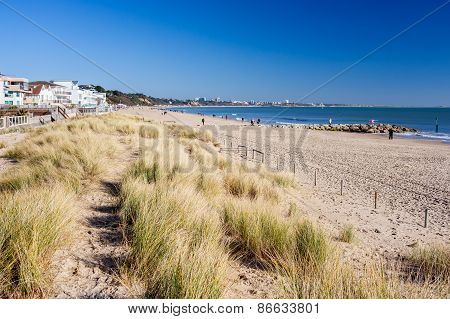 Sandbanks Beach Dorset