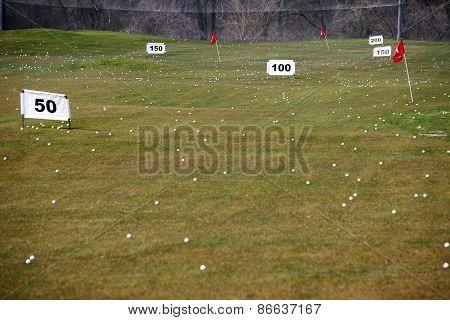 Golf Practice Course