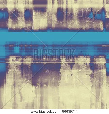 Aged grunge texture. With different color patterns: gray; purple (violet); blue