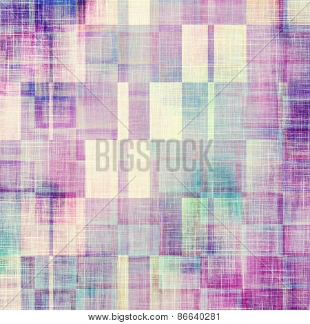Grunge texture or background with space for text. With different color patterns: purple (violet); cyan; blue