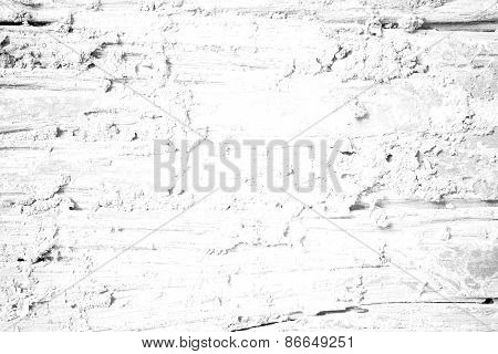 Decay Wood Texture Soft Tone White Color