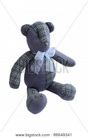 Gray Teddy Bear