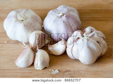 Garlic: Realistic Approach To Food Ingredients